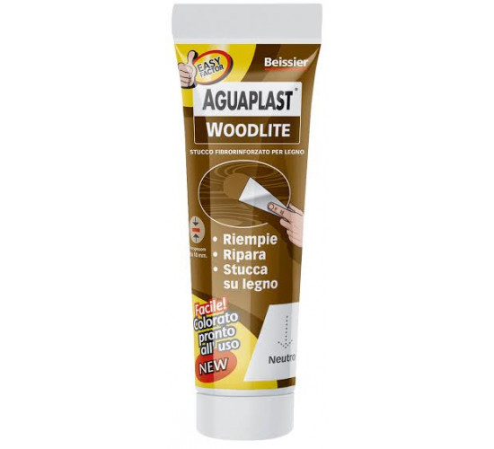 Stucco Aguaplast Woodlite