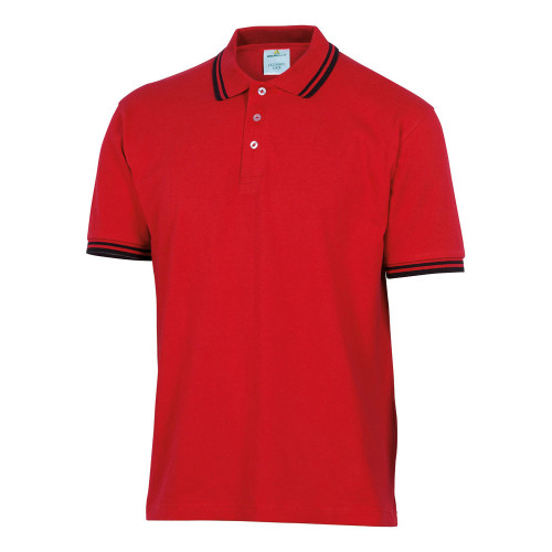 POLO IN COTONE - SERIE LEISURE